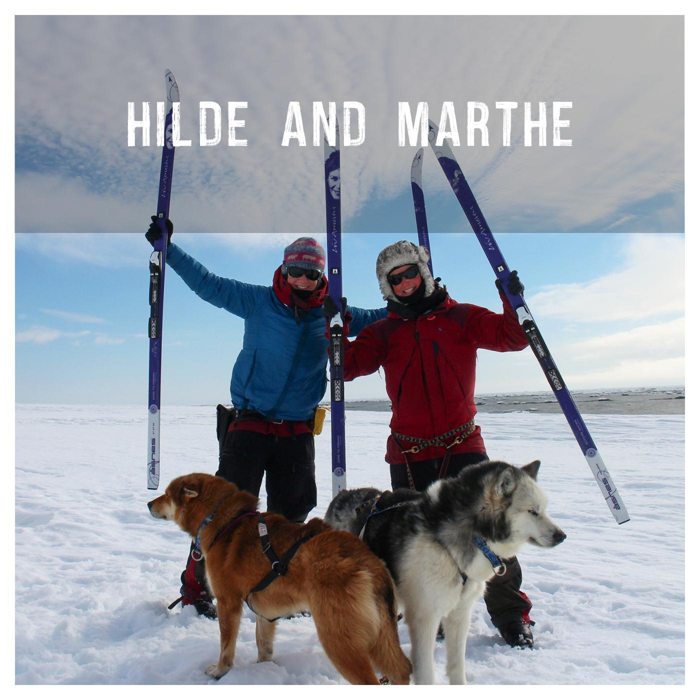 Hilde & Marthe