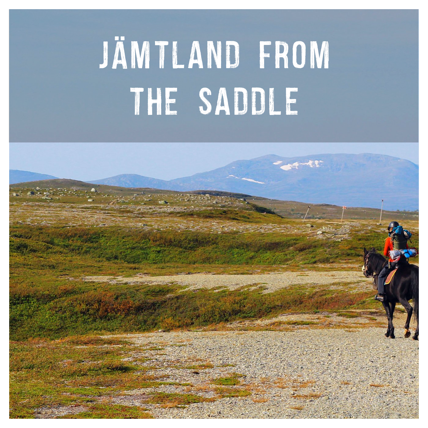 Jamtland by horse