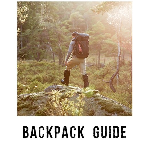 Backpack guide