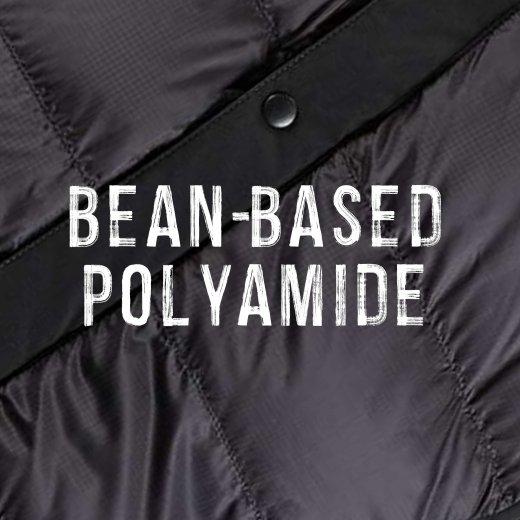 Bean-based polyamide