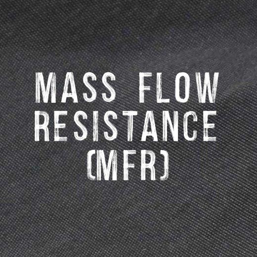 mass flow resistance
