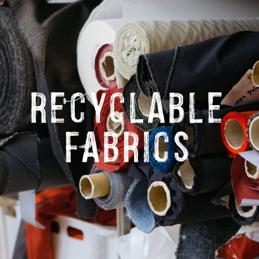 recyclable fabrics